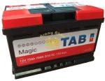 TAB Magic Autó akkumulátor 12V 75Ah 720A