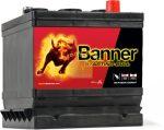 BANNER Starting Bull 6V 66Ah 360A akkumulátor