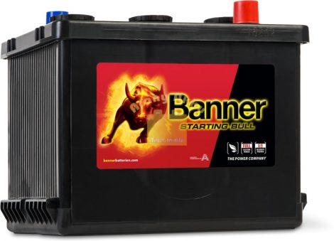 """BANNER Starting Bull 6V 77Ah 450A """"Trabant""""  akkumulátor"""