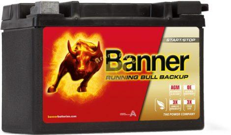Banner Running Bull Back Up 12V 9Ah Bal 50900 AUX9 akkumulátor
