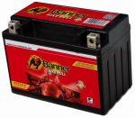 Banner Bike bull GEL 12V 11Ah GTZ14-4 motor akkumulátor