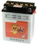 Banner Bike bull 12V 12Ah  YB12A-B motor akkumulátor