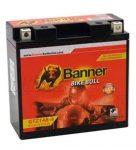 Banner Bike bull GEL 12V 12Ah GTZ14B-4 motor akkumulátor