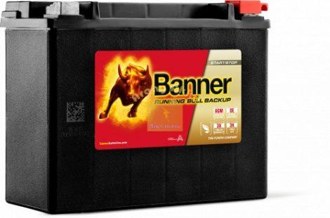 Banner Running Bull Back Up AGM AUX18L Kiegészítő Akkumulátor BMW I3 12V 20Ah Jobb+ (51801)