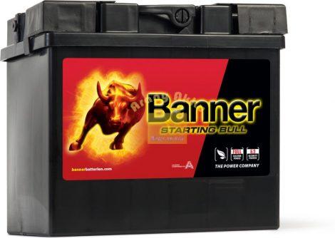 BANNER Starting Bull 12V 30Ah 300A bal+ akkumulátor