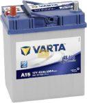 VARTA Blue Dynamic 12V 40Ah 330A ASIA bal+ akkumulátor
