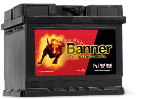 BANNER Starting Bull 12V 44Ah 360A akkumulátor