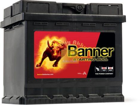 BANNER Starting Bull 12V 45Ah 400A akkumulátor