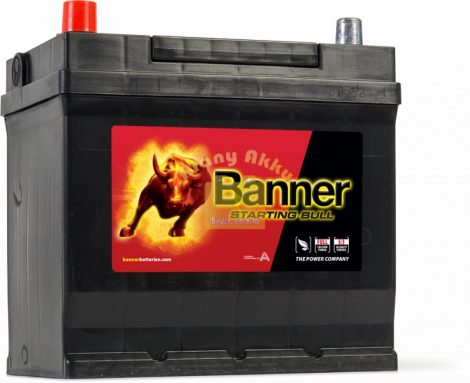 Banner Starting Bull 45Ah 300A bal+ Asiai