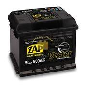 ZAP Vecter 50Ah 500A jobb+