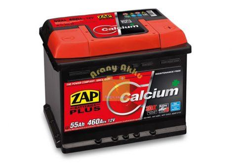 ZAP Plus 55Ah 420A Jobb+