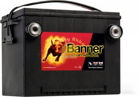 Banner Starting Bull 12V 60Ah 675A bal+