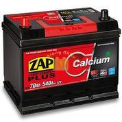 ZAP Plus 70Ah 540A Bal+ Japán