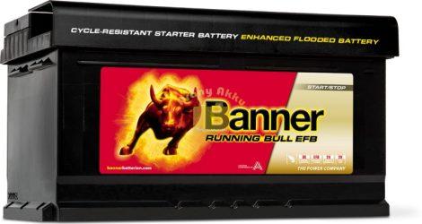 BANNER Running Bull EFB 12V 75Ah 730A