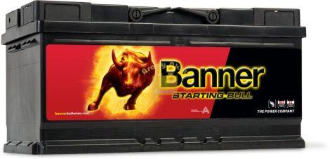 BANNER Starting Bull 12V 88Ah 680A akkumulátor