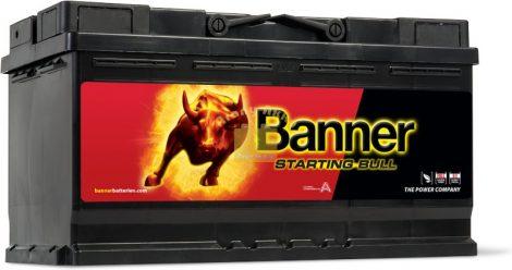 BANNER Starting Bull 12V 95Ah 740A akkumulátor