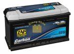 ZAP Carbon EFB Start-Stop 100Ah 800A Jobb+