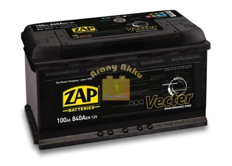 ZAP Vecter 100Ah 840A Jobb+