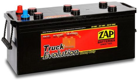 ZAP Truck 154Ah 860A Bal+