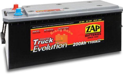 ZAP Truck 200Ah 1100A Bal+
