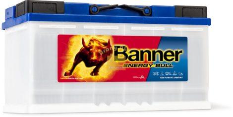 Banner Energy Bull munkaakkumlátor 12V 100Ah jobb+