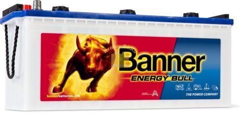 Banner Energy Bull munkaakkumlátor 12V 130Ah jobb+