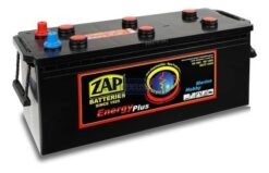 ZAP Energy Plus 12 V 180 Ah 1000 A bal + (96850)
