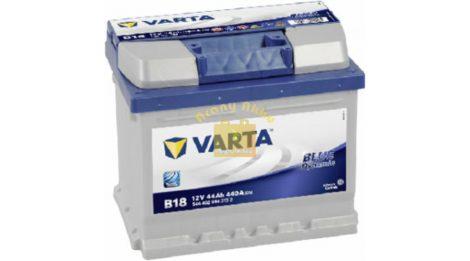 Varta Blue Dynamic 44 Ah 440A gondozásmentes akkumulátor