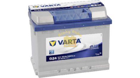 Varta Blue Dynamic 60 Ah 540A gondozásmentes akkumulátor