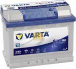 VARTA N60 Blue Dynamic EFB 60Ah 640A Jobb+ (560500064)