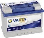 VARTA Blue Dynamic EFB 70Ah 760A Jobb+ (570 500 076) akkumulátor