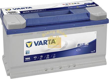 VARTA Blue Dynamic 95Ah 850A Jobb+ (595 500 085) akkumulátor