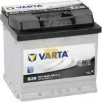 Varta Black Dynamic 45 Ah 400A B+