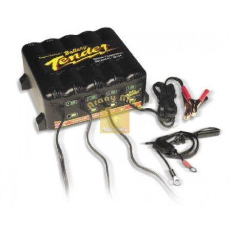 Battery Tender 4 Bank International Plus Akkumulátor töltő