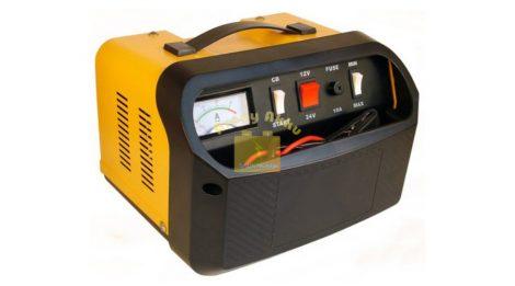 CT-50 12V-24V 50A akkumulátor töltő + bikázó