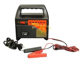 6A akkumulátor töltő