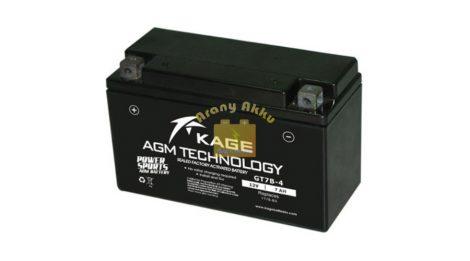 KAGE MF YT7B-BS motorakkumulátor