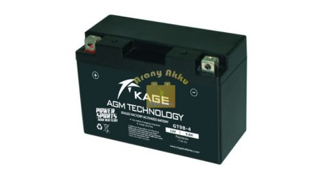 KAGE MF YT9B-BS motorakkumulátor