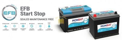 Monbat Start-Stop (EFB) 12V 60Ah 560A