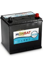 Monbat Start-Stop (EFB) 12V 72Ah 680A ASIA