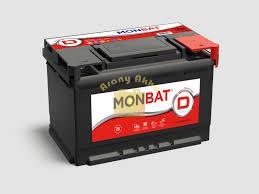Monbat Autó Akkumulátor 12V 60Ah 520A jobb+