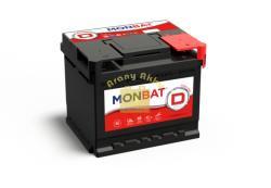 Monbat Autó Akkumulátor 12V 45Ah 350A jobb+