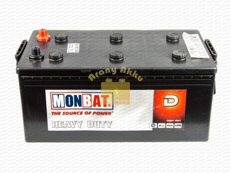 Monbat Teherautó Akkumulátor 12V 230Ah 1350A