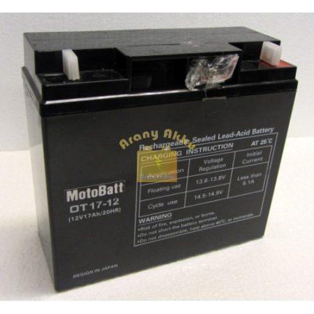 Motobatt UPS 12V 17Ah