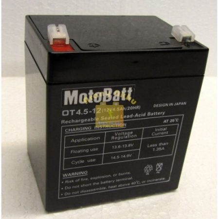 Motobatt UPS 12V 4,5Ah
