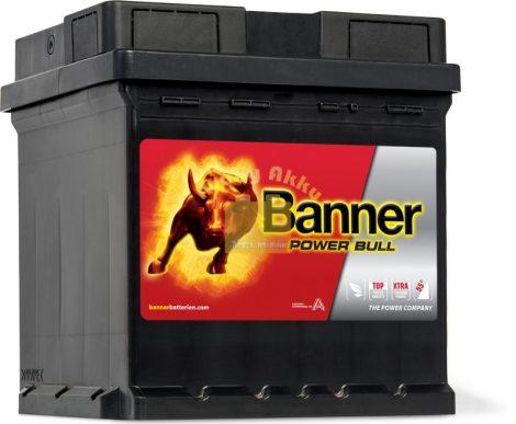 BANNER Power Bull 12V 42Ah 390A akkumulátor