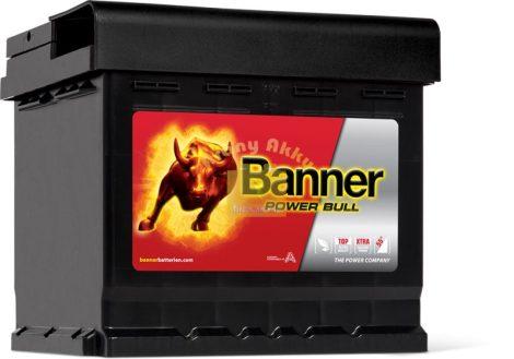 BANNER Power Bull 12V 44Ah 420A akkumulátor