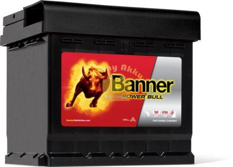 BANNER Power Bull 12V 62Ah 550A akkumulátor