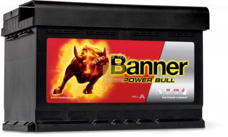 BANNER Power Bull 12V 74Ah 680A akkumulátor