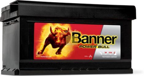 BANNER Power Bull 12V 80Ah 700A akkumulátor